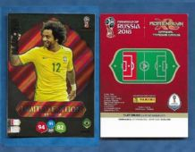 Brazil Marcelo Real Madrid 2018 Limited Edition Premium